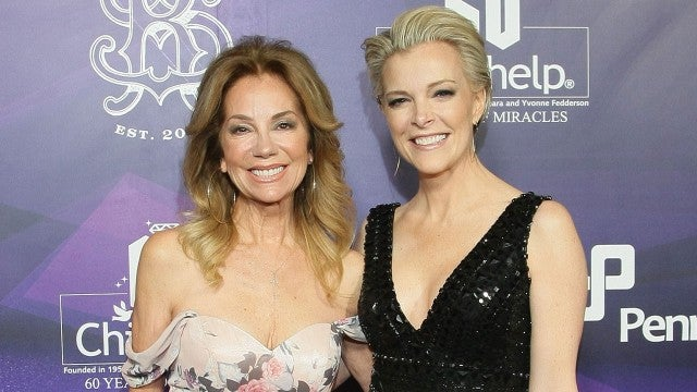 Kathie Lee Gifford and Megyn Kelly