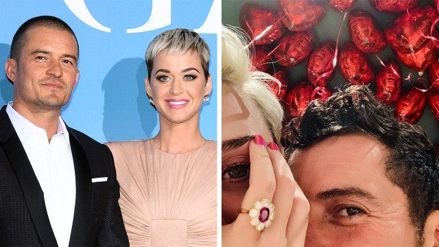 Katy Perry and Orlando Bloom Are Engaged! A Timeline of Their Romance