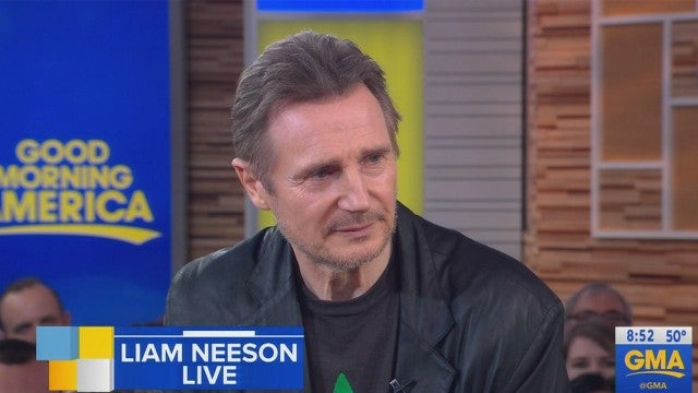 Liam Neeson Proclaims He's 'Not Racist' After Controversial Comments