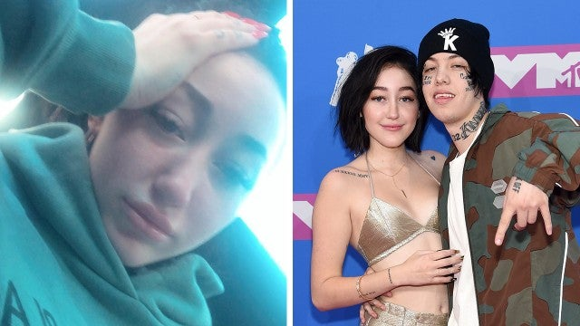 Noah Cyrus Appears Emotional After Ex Lil Xan Reveals He's Going to Be a Father