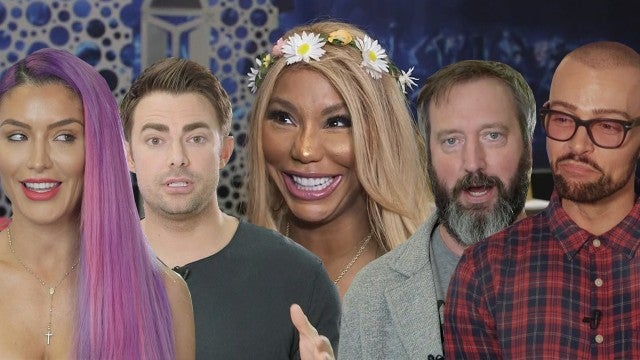 'Celebrity Big Brother' Cast Plays ET'd Up! Watch Them Leave Questions for Each Other