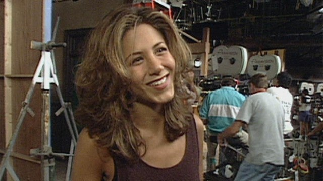 Jennifer Aniston Turns 50! Watch Rare Behind-the-Scenes Moments From 'Friends' (Flashback)