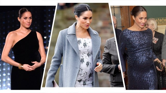 Meghan Markle's Best Pregnancy Looks So Far | Spilling the Royal Tea
