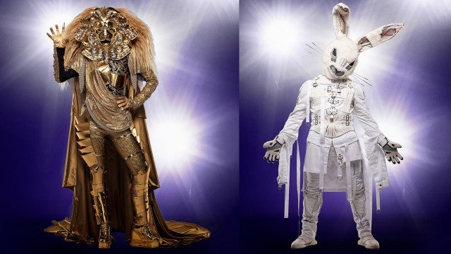'The Masked Singer': Find Out Who the Lion and Rabbit Were!