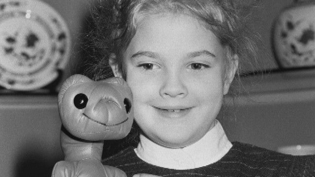 Watch Young Drew Barrymore Talk 'E.T.' and 'Firestarter' (Flashback)