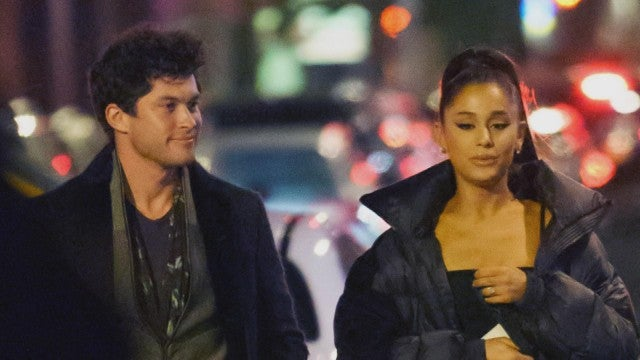 Ariana Grande Catches Up With Her Ex Graham Phillips in NYC