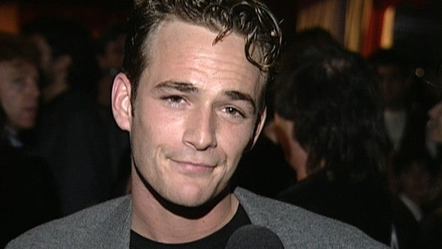 Luke Perry: ET Remembers TV's Beloved Bad Boy