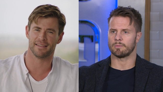Chris Hemsworth's Body Double Bobby Holland Hanton Shares Secrets to Getting the Actor's Bod!