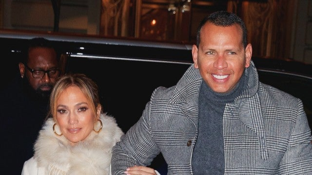 Jennifer Lopez and Alex Rodriguez Share Date Night Watching Their Kids Perform in School Musical