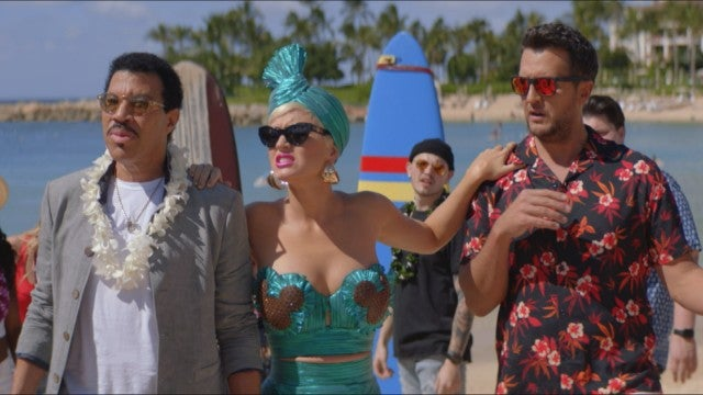 'American Idol' Turns Into a '60s Beach Party Movie in Hawaii -- Watch! (Exclusive)