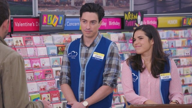 'Superstore' Sneak Peek: Amy and Jonah Prep for First Valentine's Day as a Couple (Exclusive)