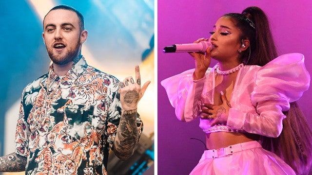 How Ariana Grande Honored Mac Miller at Her Sweetener World Tour