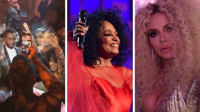 From the Kardashians to Beyonce: Inside Diana Ross Epic 75th Birthday Party
