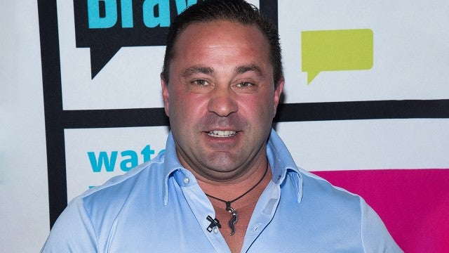Teresa Giudice's Husband Joe Giudice Out of Prison, But He's Not Free -- Here's Why