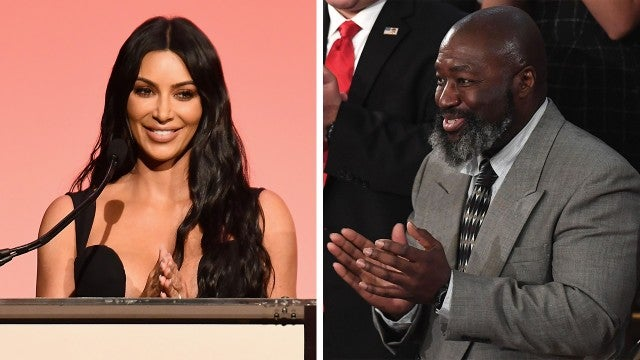 Kim Kardashian Promises to Pay Rent for Former Inmate Matthew Charles