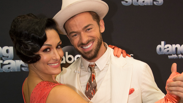 'Total Bella's: Nikki Bella Rides Off Into the Sunset With New Beau Artem Chigvintsev