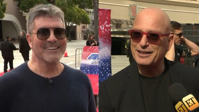 'AGT' Season 14: Simon Cowell and Howie Mandel on Gabrielle Union and Julianne Hough Joining
