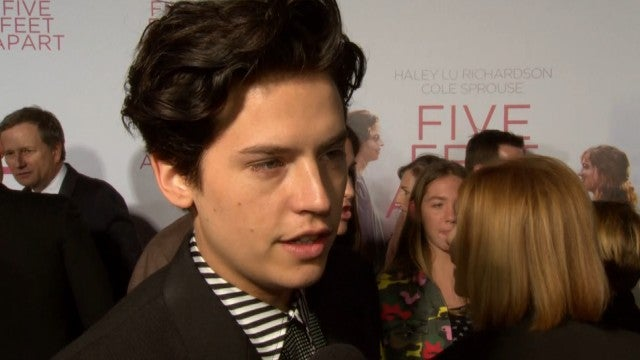 Cole Sprouse Reflects on 'Riverdale' Co-Star and 'Good Man' Luke Perry (Exclusive)