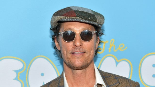 Matthew McConaughey Talks Taking on 'Ruthless' Character in New Film 'The Beach Bum'(Exclusive)
