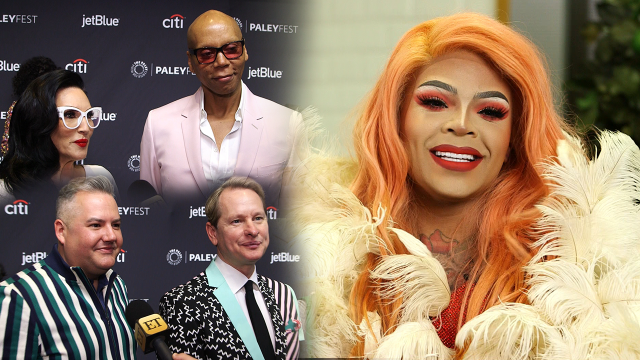 Miss Vanjie Gets Advice From the 'Drag Race' Judges