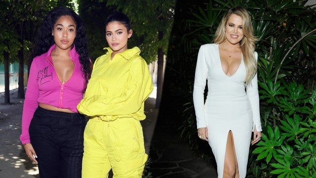 Kylie Jenner and Jordyn Woods' Friendship Relies on Khloe Kardashian's Happiness, Source Says