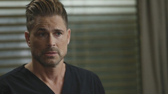 Rob Lowe Jokes He Lost $70 Million By Turning Down 'Grey's Anatomy'