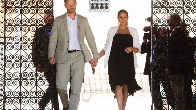 Everything You Missed From Meghan and Harry's Royal Trip to Morocco Before Baby