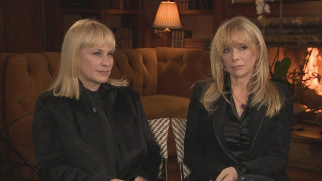 Patricia and Rosanna Arquette Say Luke Perry Was 'Ahead of His Time' (Exclusive)
