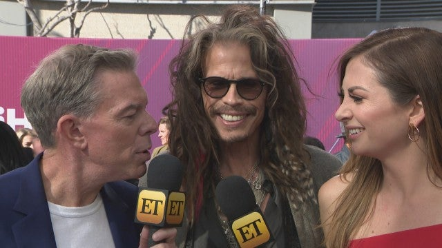 Steven Tyler Says He 'Came On' to Jennifer Lopez Every Night on 'American Idol' (Exclusive)
