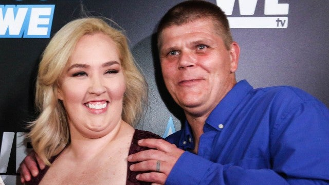 Mama June  and Geno Doak