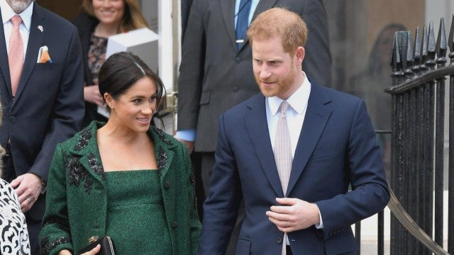 What Will Meghan Markle and Prince Harry Name Baby Sussex