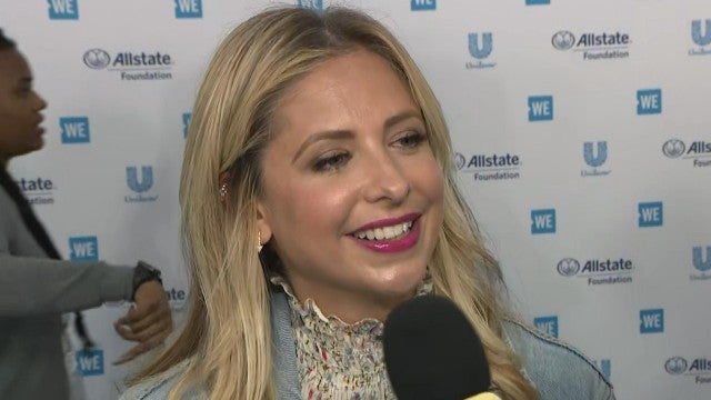 Sarah Michelle Gellar on Why She Won't Share the Screen With Husband Freddie Prinze Jr. (Exclusive)