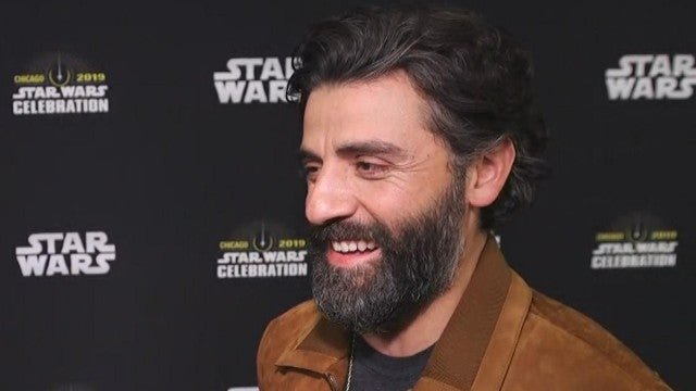 Star Wars Celebration: Oscar Isaac on 'The Rise of Skywalker' Trailer's Biggest Moment!