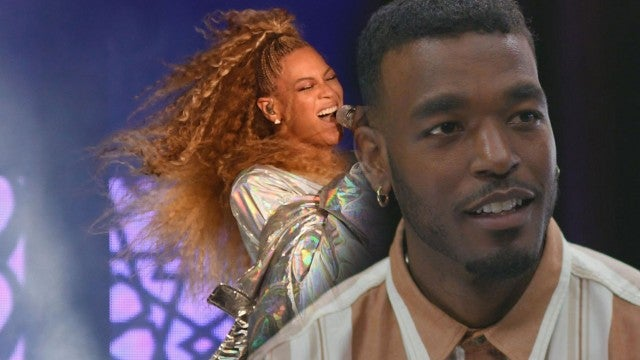 Luke James Opens Up About What It Was Like to Tour With Beyonce (Exclusive)