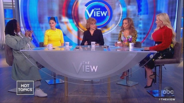 'The View's Heated Debate: 'Moment Ended As Soon As It Started,' Source Says (Exclusive)