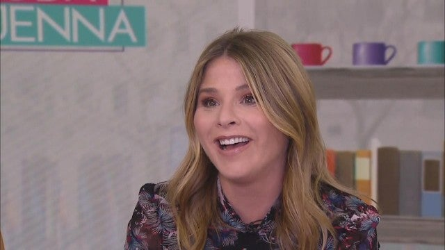 Jenna Bush Hager Reveals Gift Kathie Lee Gifford Gave Her Ahead of 'Today' Gig (Exclusive)