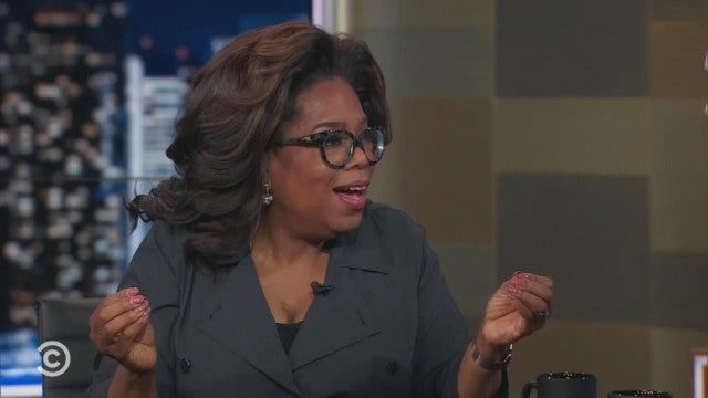 Oprah Winfrey's 'The Daily Show' Appearance: Watch Hilarious Moments With Lady O