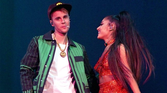 Justin Bieber Joins Ariana Grande for Surprise Coachella Performance