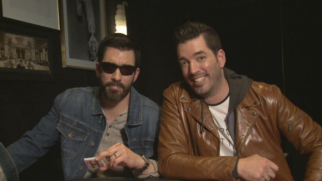 'Property Brothers' Jonathan and Drew Scott Talk Their Upcoming Show 'Forever Home' (Exclusive)