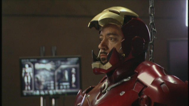 On the Set of 'Iron Man' With Robert Downey Jr. in 2007 (Flashback)