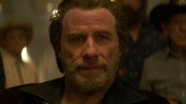 John Travolta Co-Stars With Daughter Ella Bleu in 'The Poison Rose': Watch the Trailer (Exclusive)