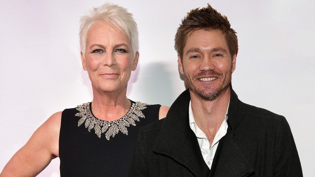 Chad Michael Murray Reveals He Once Made Out With Jamie Lee Curtis