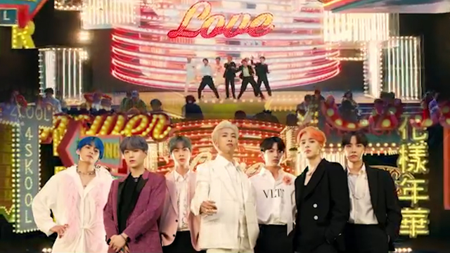 BTS Drops New Video for 'Boy With Luv' Featuring Halsey
