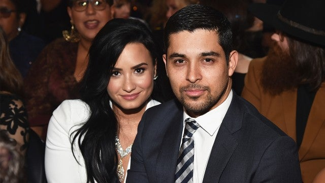 Wilmer Valderrama Tells Ex Demi Lovato She Looks 'Awesome'