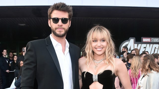 Miley Cyrus Says She's 'Freakishly Obsessed' With Liam Hemsworth
