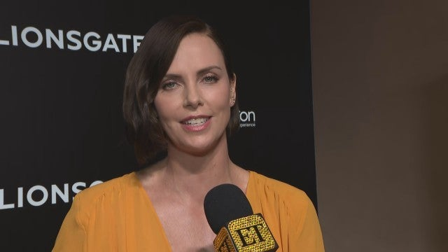 Charlize Theron Wants Someone to 'Step Up' and Date Her (Exclusive)