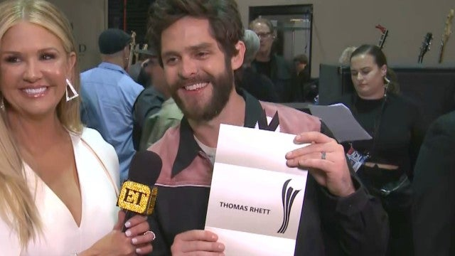 Thomas Rhett 'Shocked' After Winning Male Artist of the Year at 2019 ACM Awards