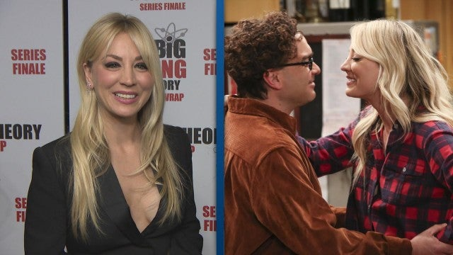 'Big Bang Theory' Series Finale: Kaley Cuoco Reacts to Penny's Ending!