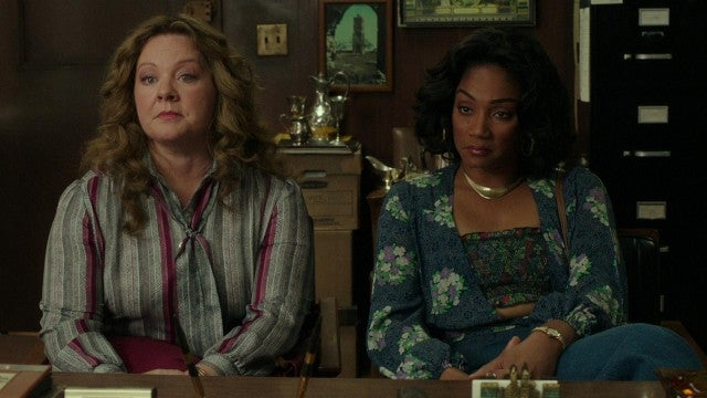 Melissa McCarthy and Tiffany Haddish Team Up in 'The Kitchen' Trailer
