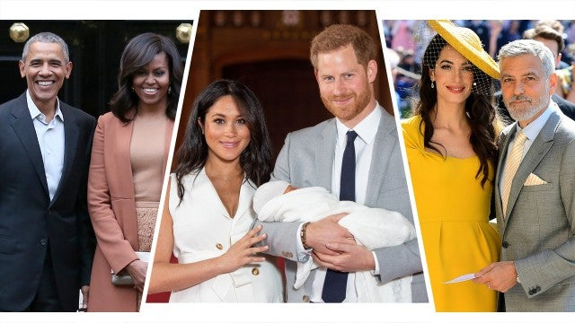 Who Will Baby Archie's Godparents Be?